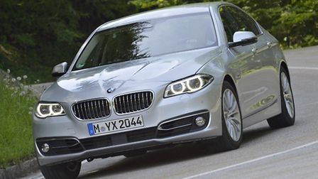 The biggest news for the new BMW 5 Seriest model is on the inside, with an array of gadgets and active safety...