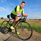 Essex cricketer Jaik Mickleburgh from Bungay is getting ready for a 400 mile charity bike ride in 5
