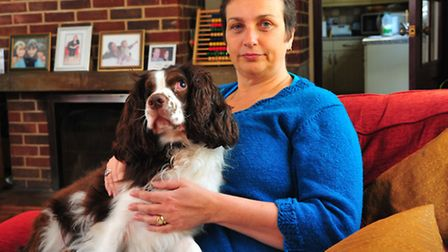 Emma Bussey, a member of the EDP Future 50 and who since becoming a member has been battling against