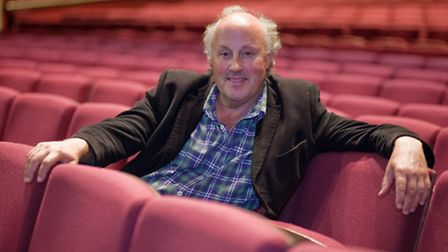 Peter Wilson, MBE Chief Executive of the Theatre Royal,Norwich.