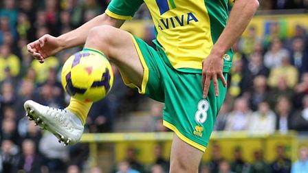 Jonny Howson was our Man of the Match against Cardiff.