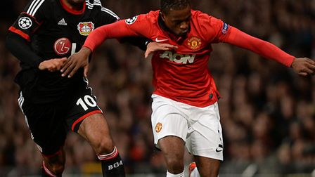 Manchester United's Patrice Evra has a special affinity with the Capital One Cup. Picture: PA