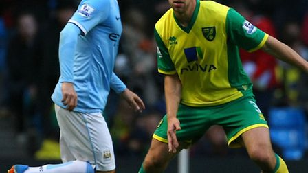 Norwich City's Steven Whittaker is one of a number of Canaries who may get the chance to impress fol