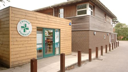 Cromer Surgery which launches a revamped website on Monday December 2.