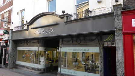 Salon Sixty Six at 66 London Street has been opened by Anglian Academy of Hair, following a comprehe