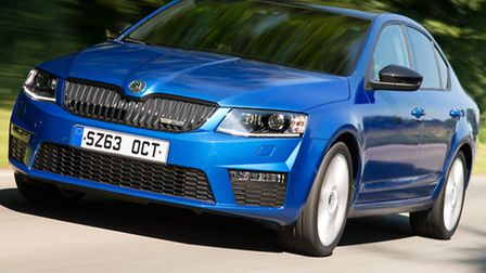 Skodas Octavia vRS delivers accessible performance and value for money.