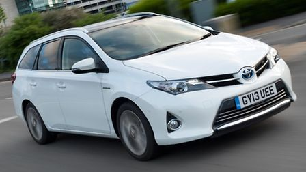 Toyota Auris Touring Sports sees a stylish and spacious estate version makes its debut in the line-u
