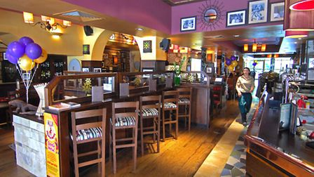 Chiquito in Riverside. Photo: Simon Finlay Copy: For: EEN News EDP pics © 2008 (01603) 772434