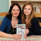 Sam Dann and her daughter Avril, from Rushall, have produced a children's book together.