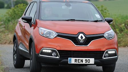 Renault Captur is the French car-maker's new contender in the compact crossover sector.