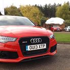 Norwich Audi hosted the Audi Sport Showcase at Dunston Hall when customers had the opportunity to dr