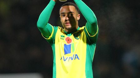 Nathan Redmond applauds the fans after Norwich City's timely 3-1 win over West Ham. More of the same