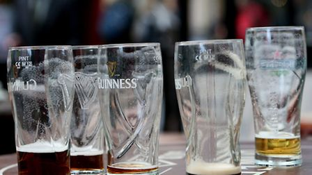 Regularly drinking more than the recommended amount of alcohol means that some 300,000 people in the