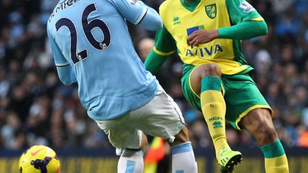 Norwich City midfielder Josh Murphy could be in contention to face Arsenal's Under-21s in Tuesday's