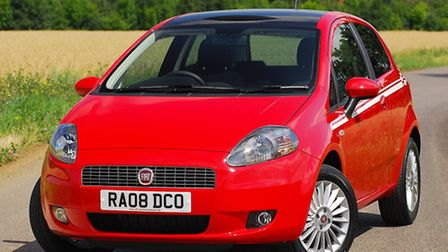 Fiat Grande Punto offers a rounded and refined driving experience.