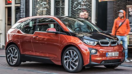 BMW i3 could be the car that takes the electric car market from niche to mainstream status.