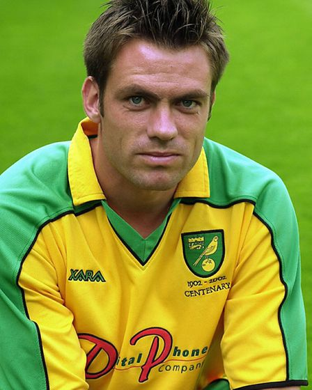 Former Norwich City player Daryl Sutch. Picture: Bill Smith.