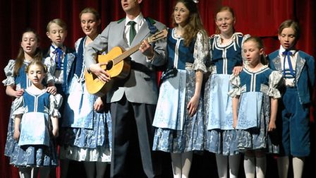 Cromer and Sheringham Operatic and Dramatic Society's successful Sound of Music