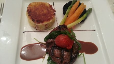 2 for 1 on main meals at the Legacy Duke's Head Hotel
