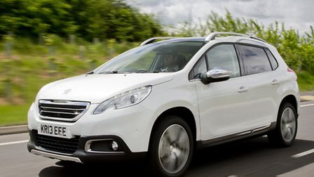 Peugeot 2008 is a good-looking and capable compact crossover.