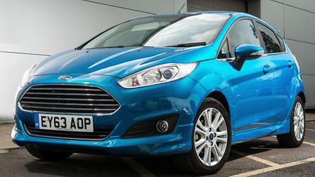 Ford Fiesta was top seller in October and leads the way for the year so far as well.