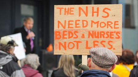 Health spending plans have been a target for public protests during 2013.