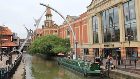 Witham Navigation, Lincoln