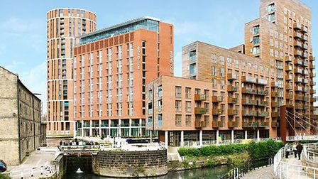 Leeds Canal Basin (Canal and River Trust)