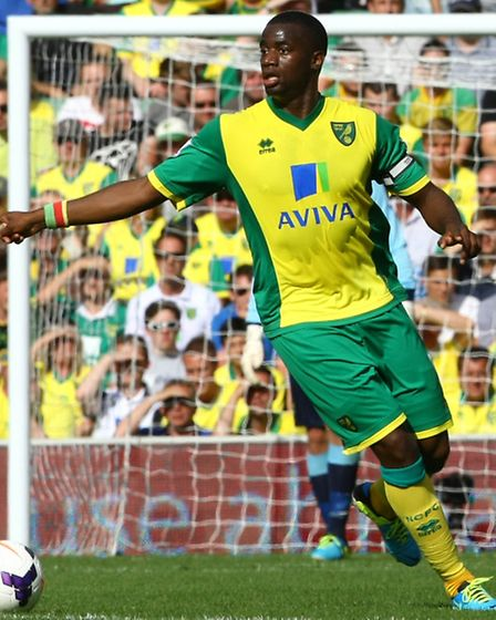 Norwich City captain Sebastien Bassong was one of the big success stories for the Canaries in last s