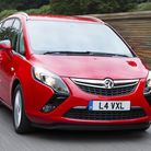 Vauxhall Zafira Tourer gets the latest 1.6-litre diesel engine to deliver family hatch levels of eco