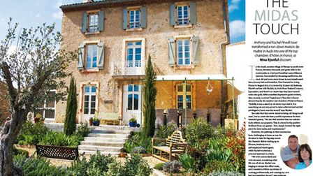 Discover the story behind an award-winning B&B in Aude