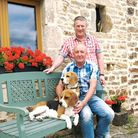 Tom Reilly and David Streets with Sid and Saffy © Design House Northwest Ltd / D. Streets