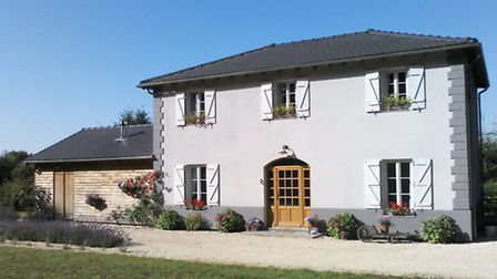 New-build house in Haute-Vienne