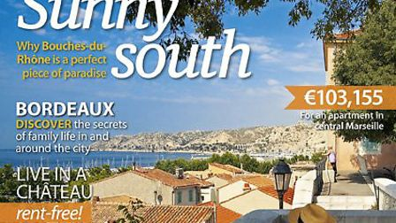 January 2015 issue of Living France