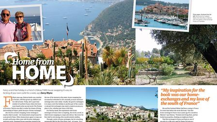Learn about house-swapping in the Januarys issue of Living France