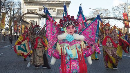 Chinese New Year in Paris © Paris Tourist Office / Amelie Dupont