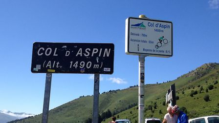 Col d'Aspin © HPTE
