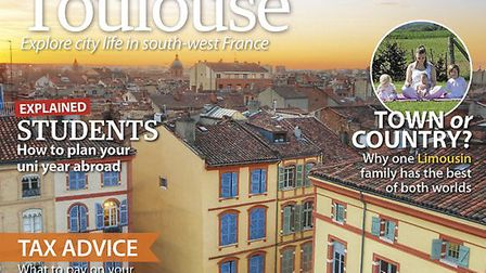 Living France March 2015