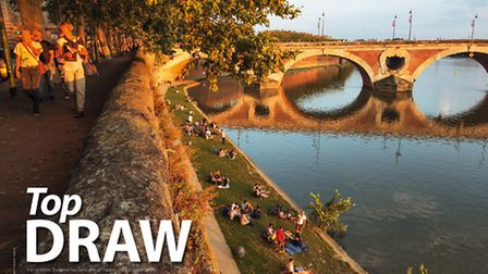 Discover Toulouse in Living France March 2015