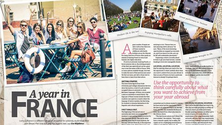 Guide to planning a year abroad in Living France March 2015
