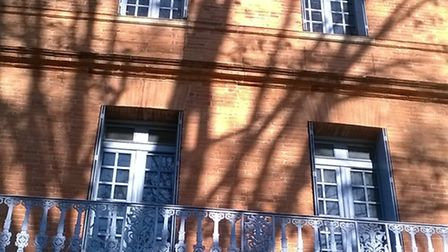 Apartment block in Toulouse