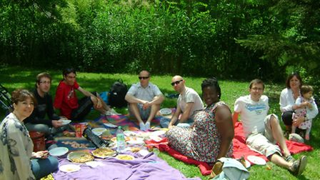 Picnic in Toulouse