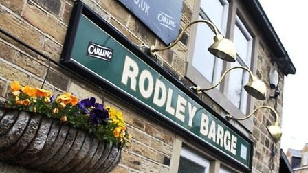The Rodley Barge