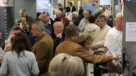 French Property Exhibition © Archant