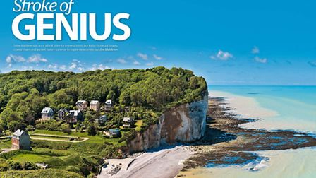 Discover Seine-Maritime in Normandy in the May 2015 issue of Living France