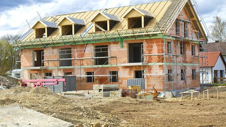 Building a house in France © Dreamstime
