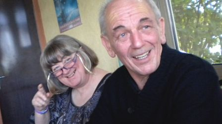 Sue and Peter Sharp
