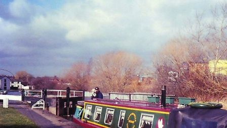 First narrowboat PAX gave lots more comfort