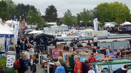 Did you make any purchases at the boat show this year?
