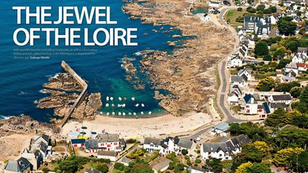 Discover Loire-Atlantique in the July 2015 issue of Living France
